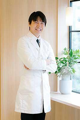 歯科医師須藤の写真