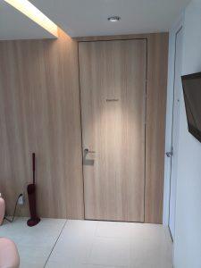 奥の扉写真